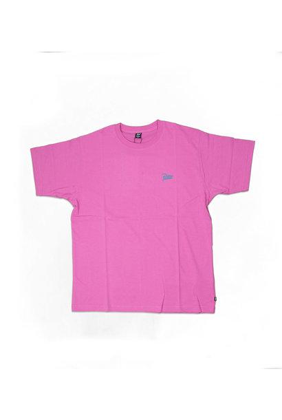 "Soul Tee ""Super Pink"""