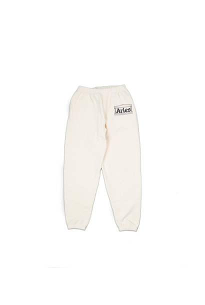 "Logo Premium Sweatpants ""Alabaster"""
