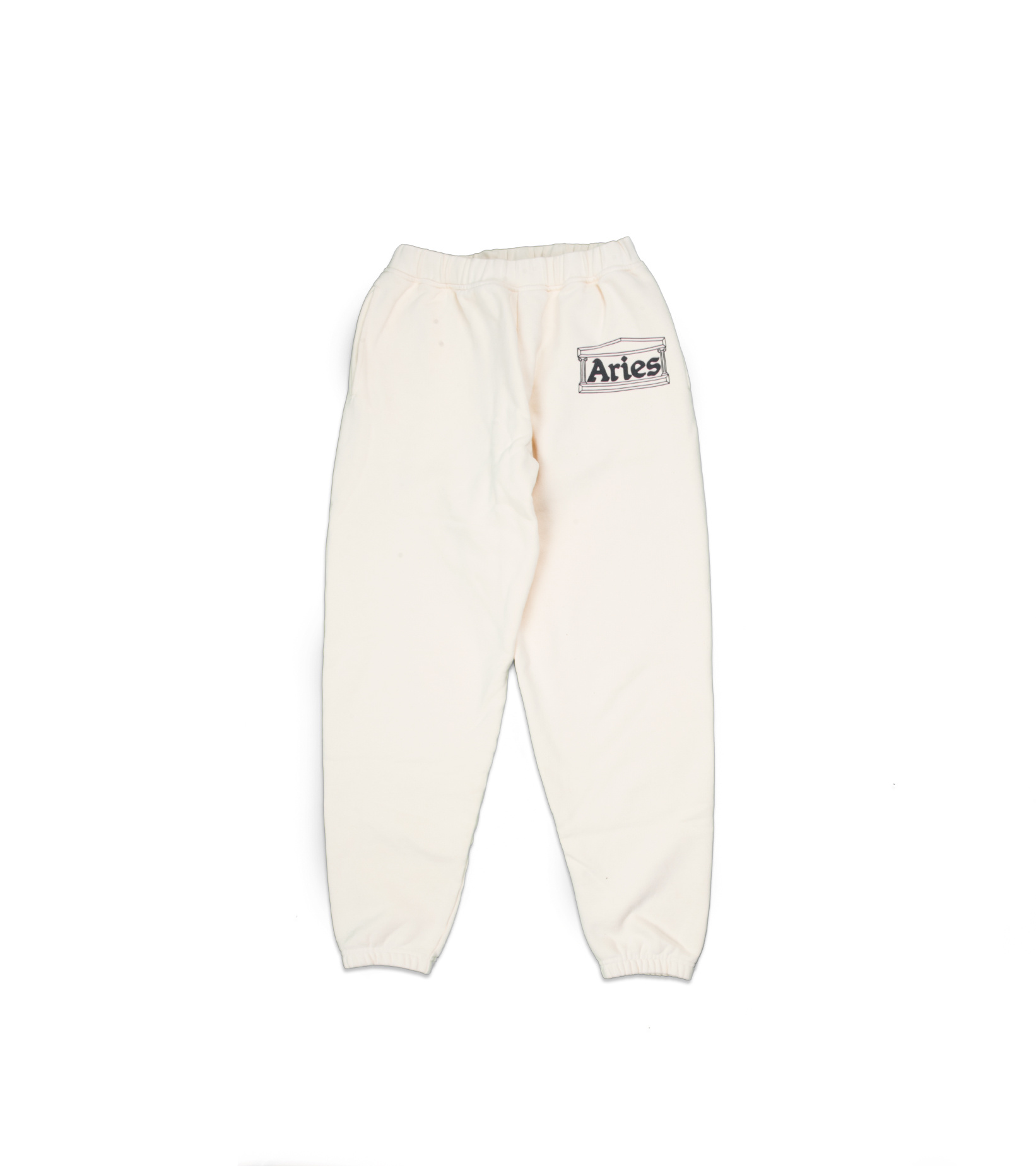 "Logo Premium Sweatpants ""Alabaster""-1"