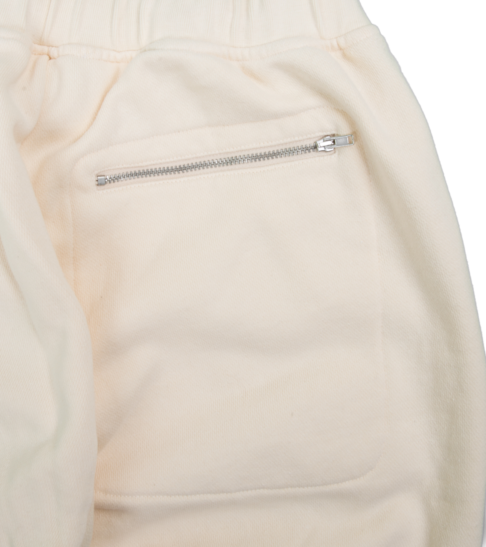 "Logo Premium Sweatpants ""Alabaster""-4"