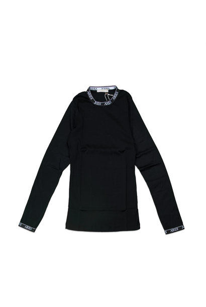 "LS Base Top ""Black"""