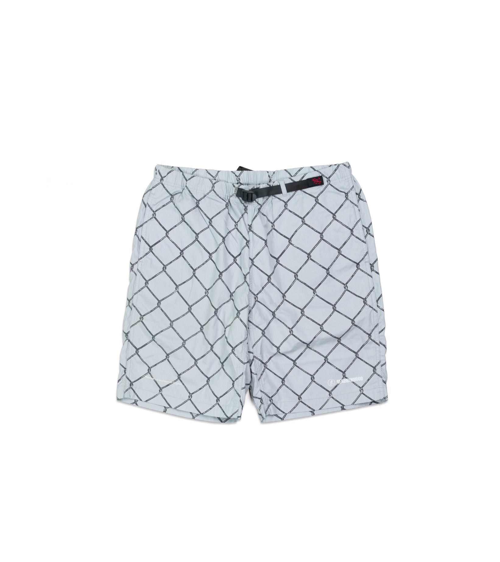 "Wire Shorts x Gramicci ""Grey""-1"