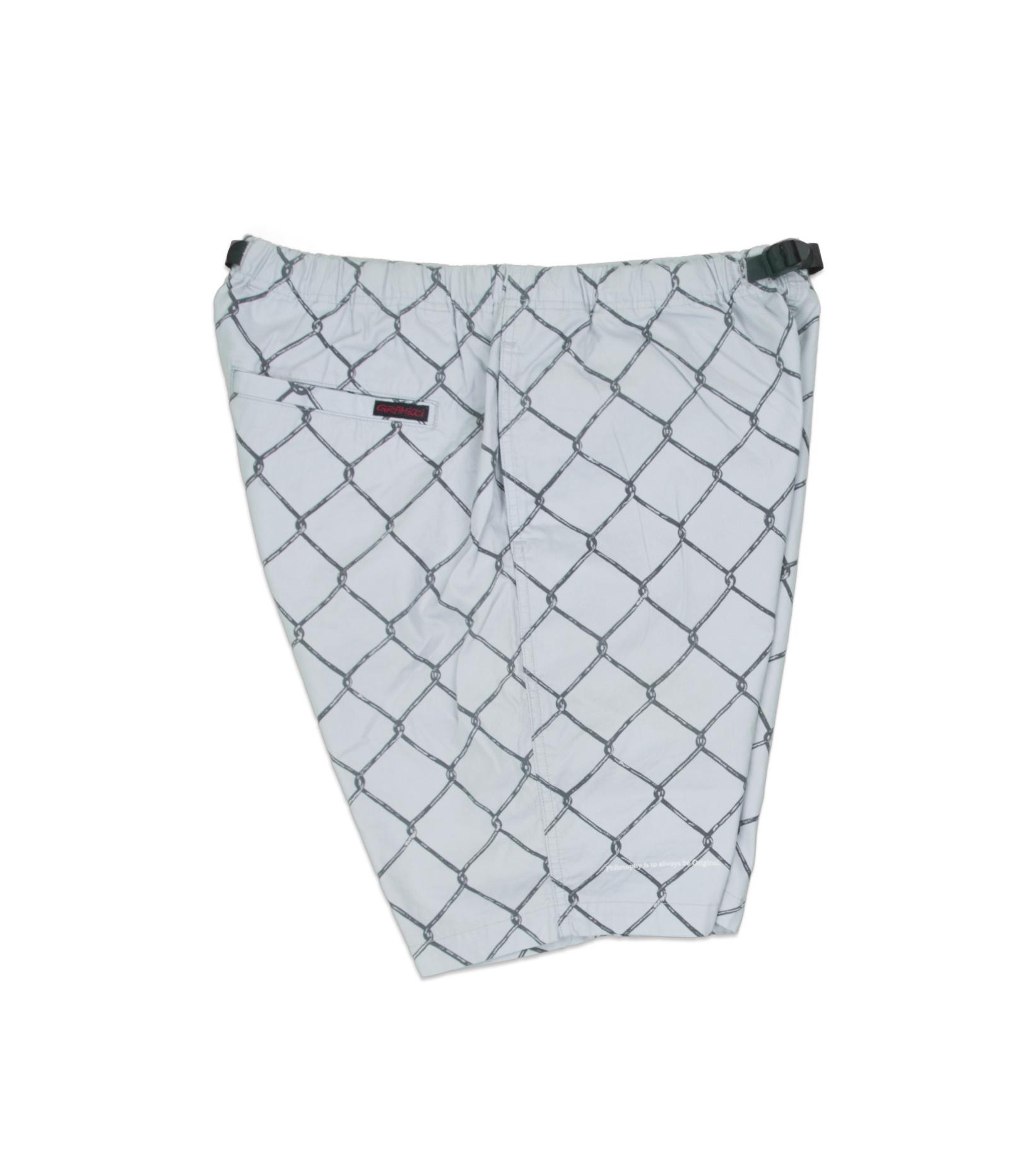 "Wire Shorts x Gramicci ""Grey""-3"