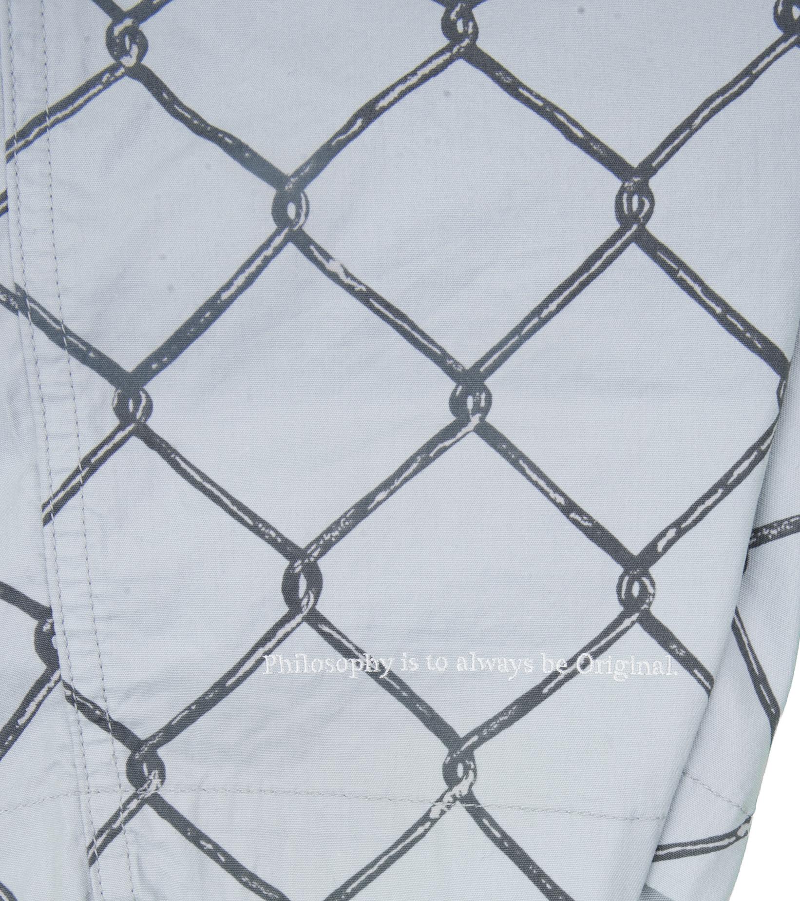 "Wire Shorts x Gramicci ""Grey""-5"