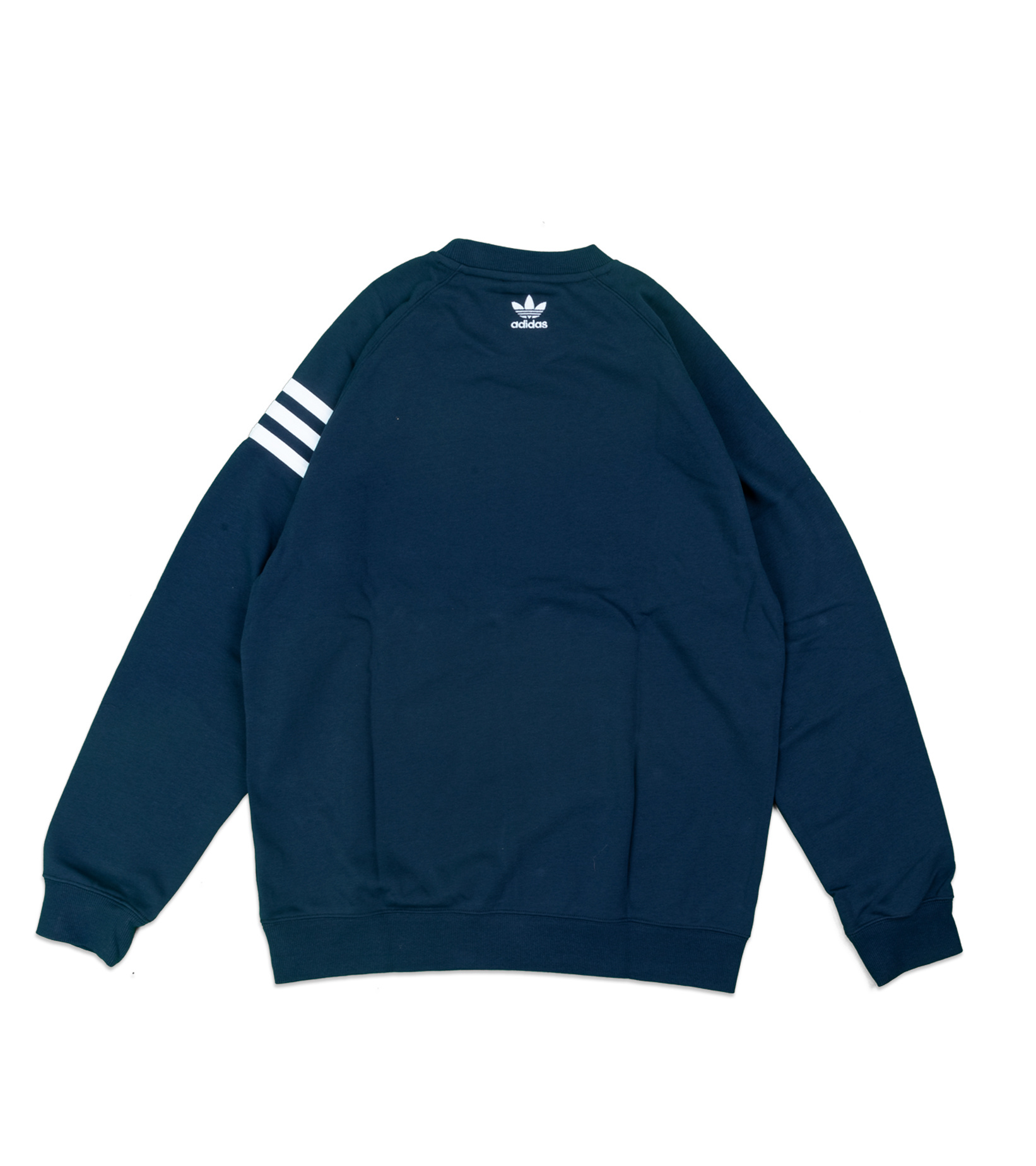"Striped Shoulder Sweatshirt x Human Made ""Navy""-3"