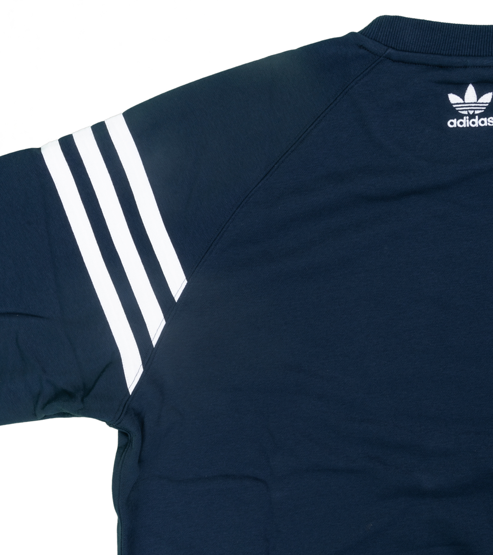 "Striped Shoulder Sweatshirt x Human Made ""Navy""-4"
