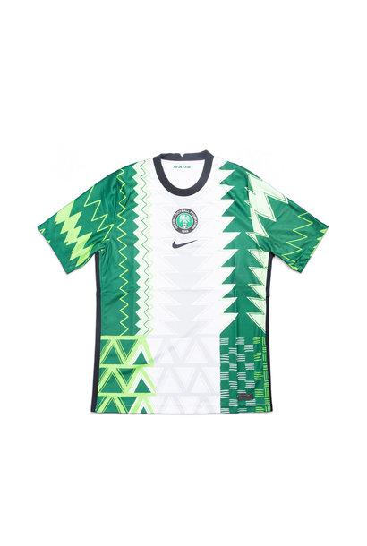 "Naija Nigeria Home Jersey '20 ""Pine Green"""