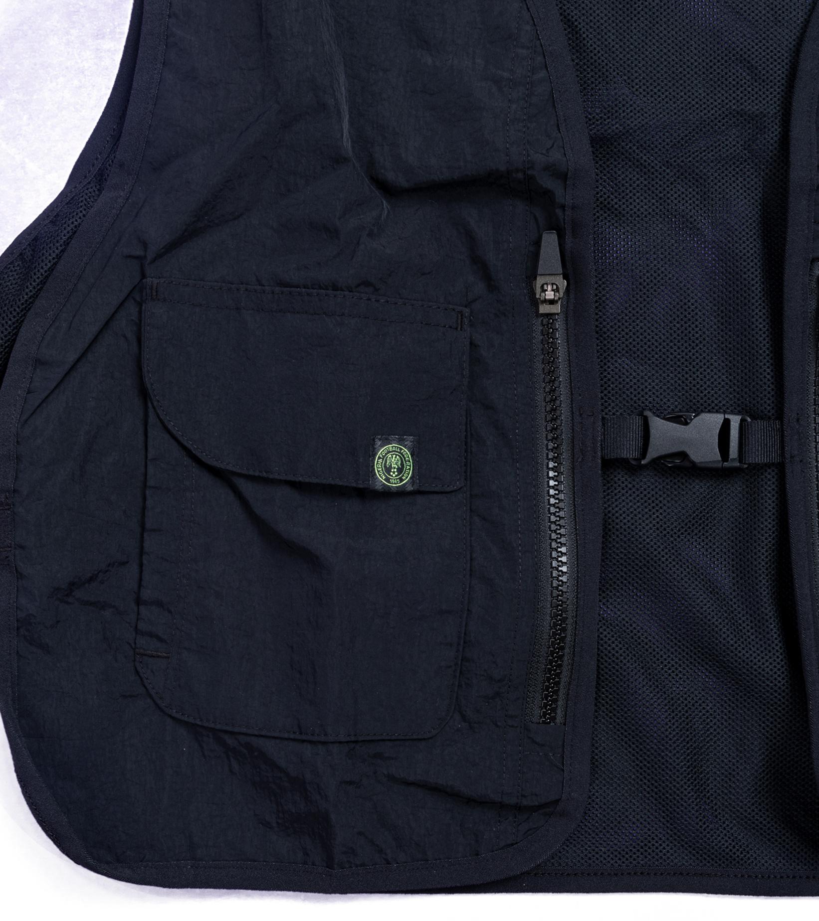 """Naija Nigeria Soccer Vest """"Pine Green""""-3"""