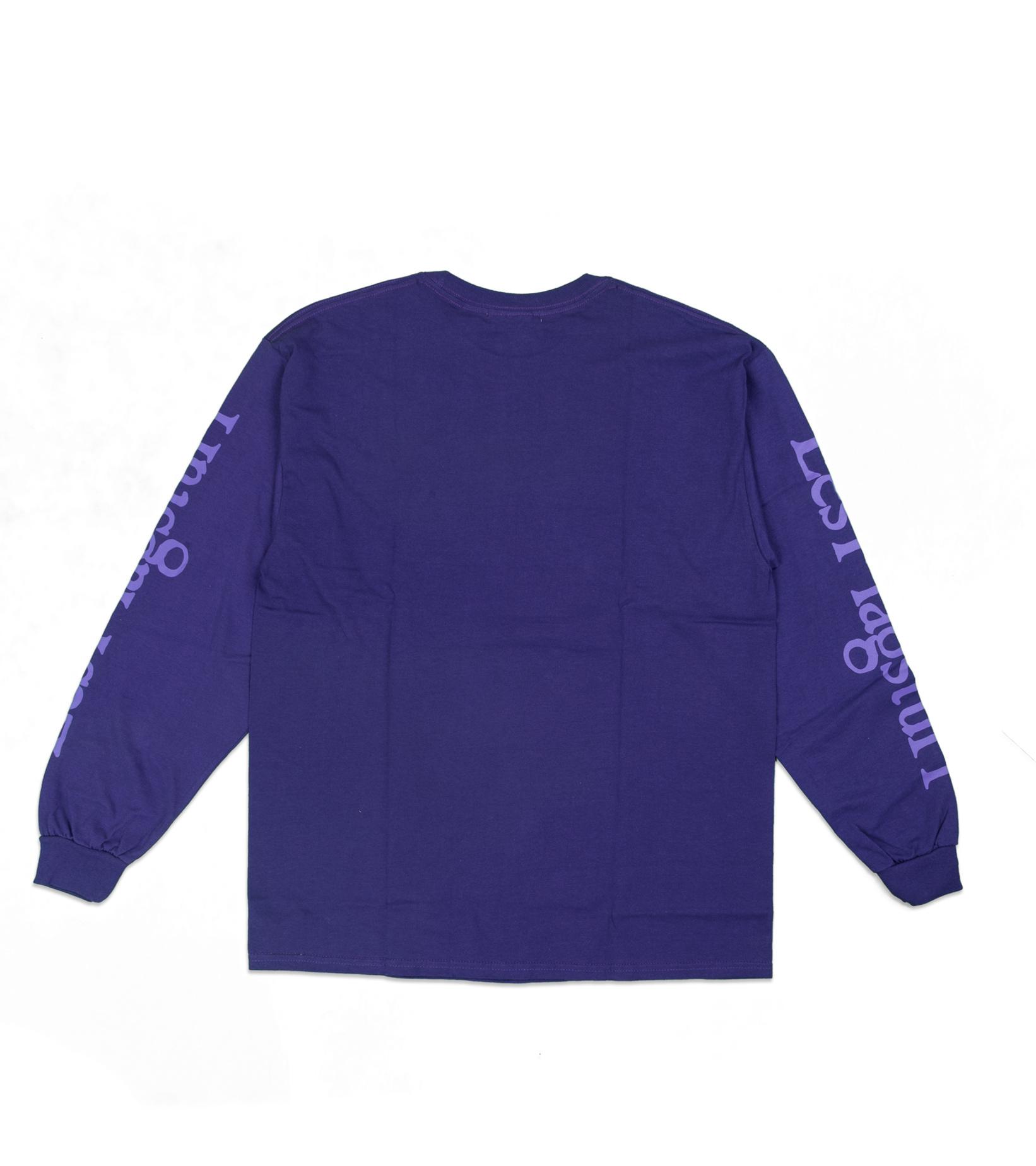 "Evangelion LS Tee ""Purple""-3"