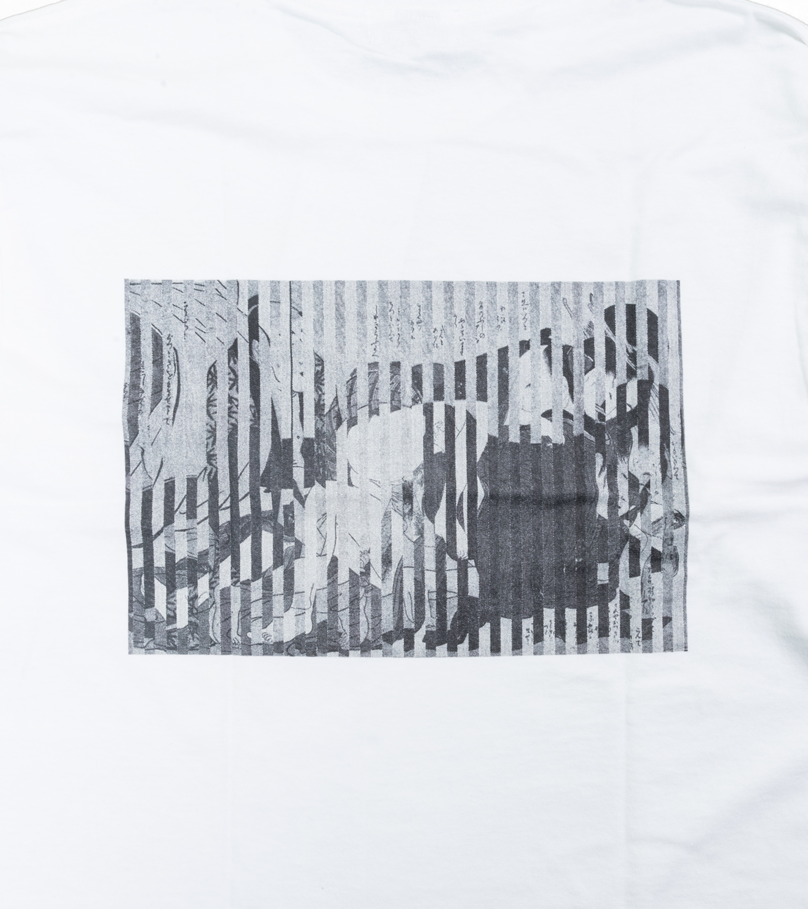 "Goodhood x Kosuke Kawamura LS Tee ""White""-5"