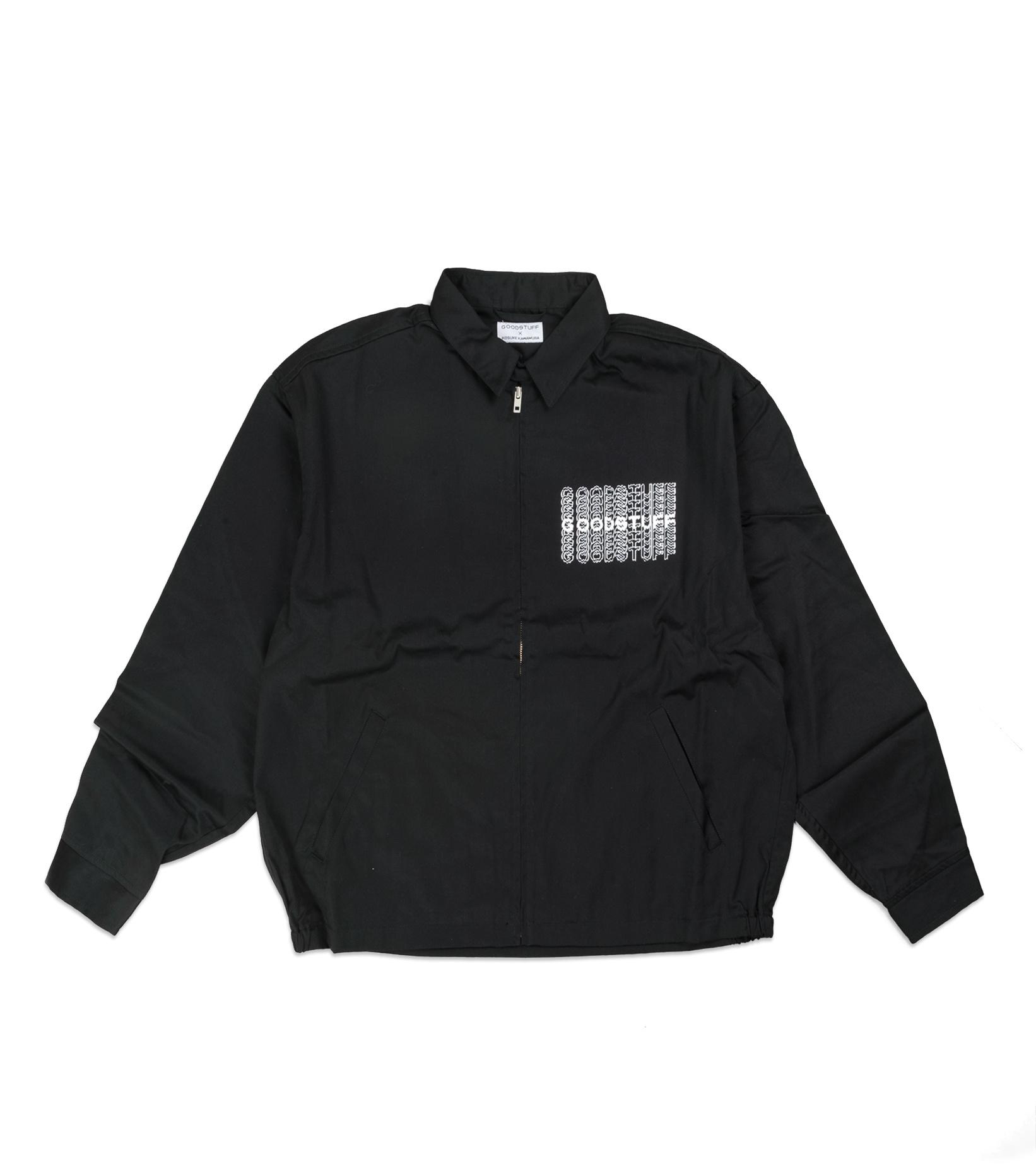 "Goodhood x Kosuke Kawamura Swing Top Jacket ""Black""-1"