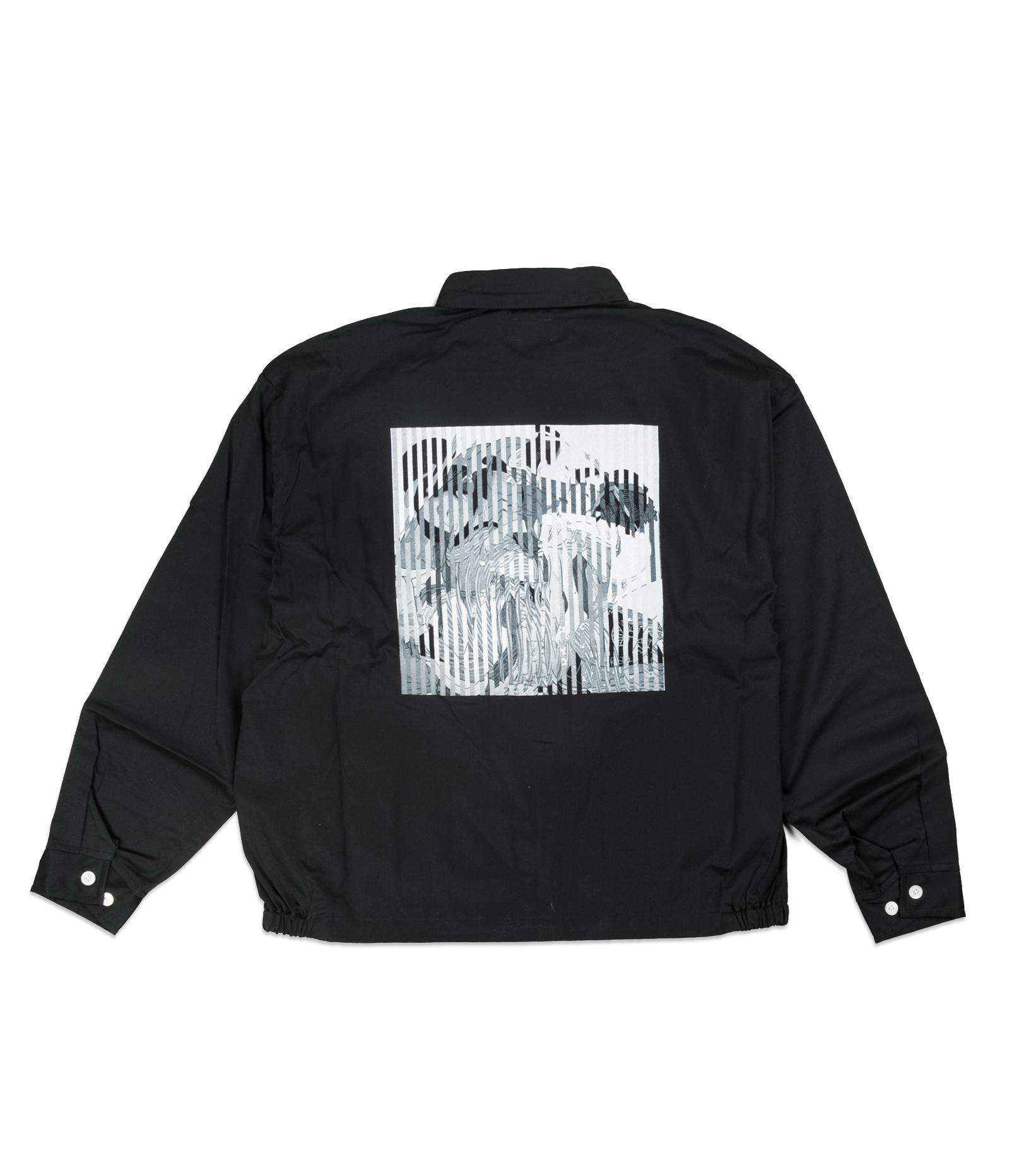 "Goodhood x Kosuke Kawamura Swing Top Jacket ""Black""-4"