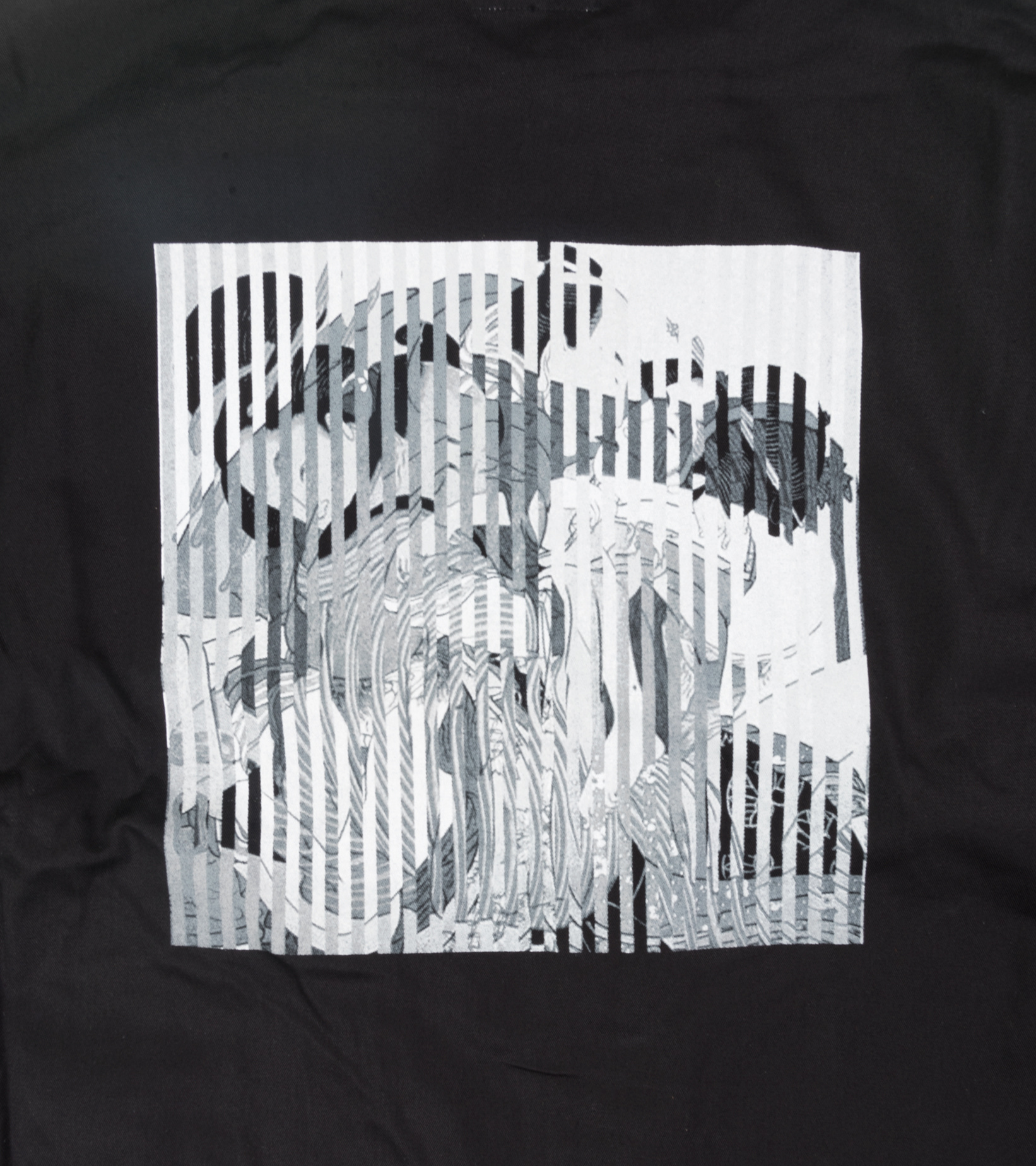 "Goodhood x Kosuke Kawamura Swing Top Jacket ""Black""-5"