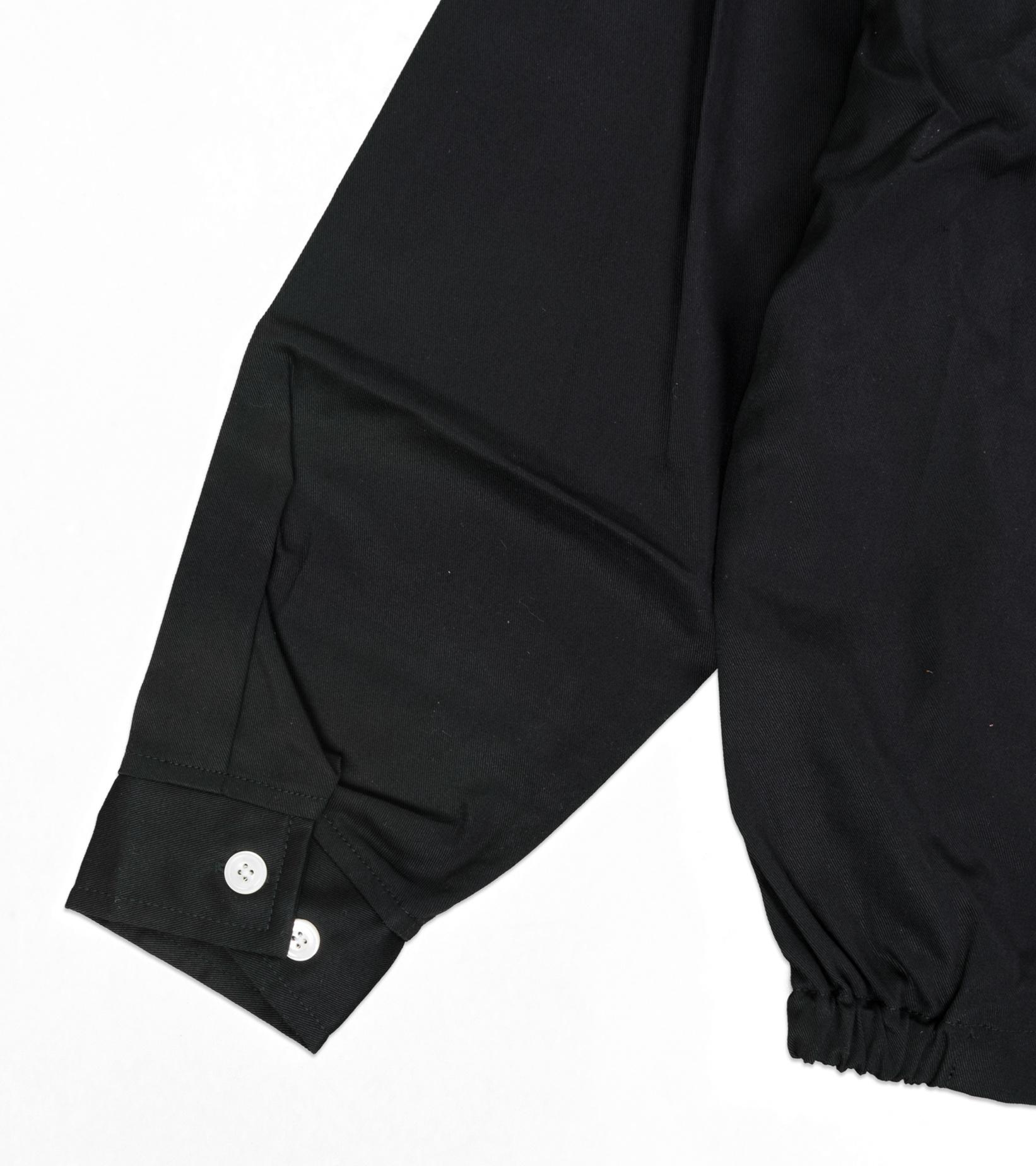 "Goodhood x Kosuke Kawamura Swing Top Jacket ""Black""-6"