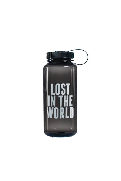 "Brick Logo Water Bottle ""Black"""