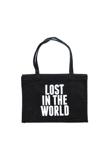 "Brick Logo Totebag ""Black"""