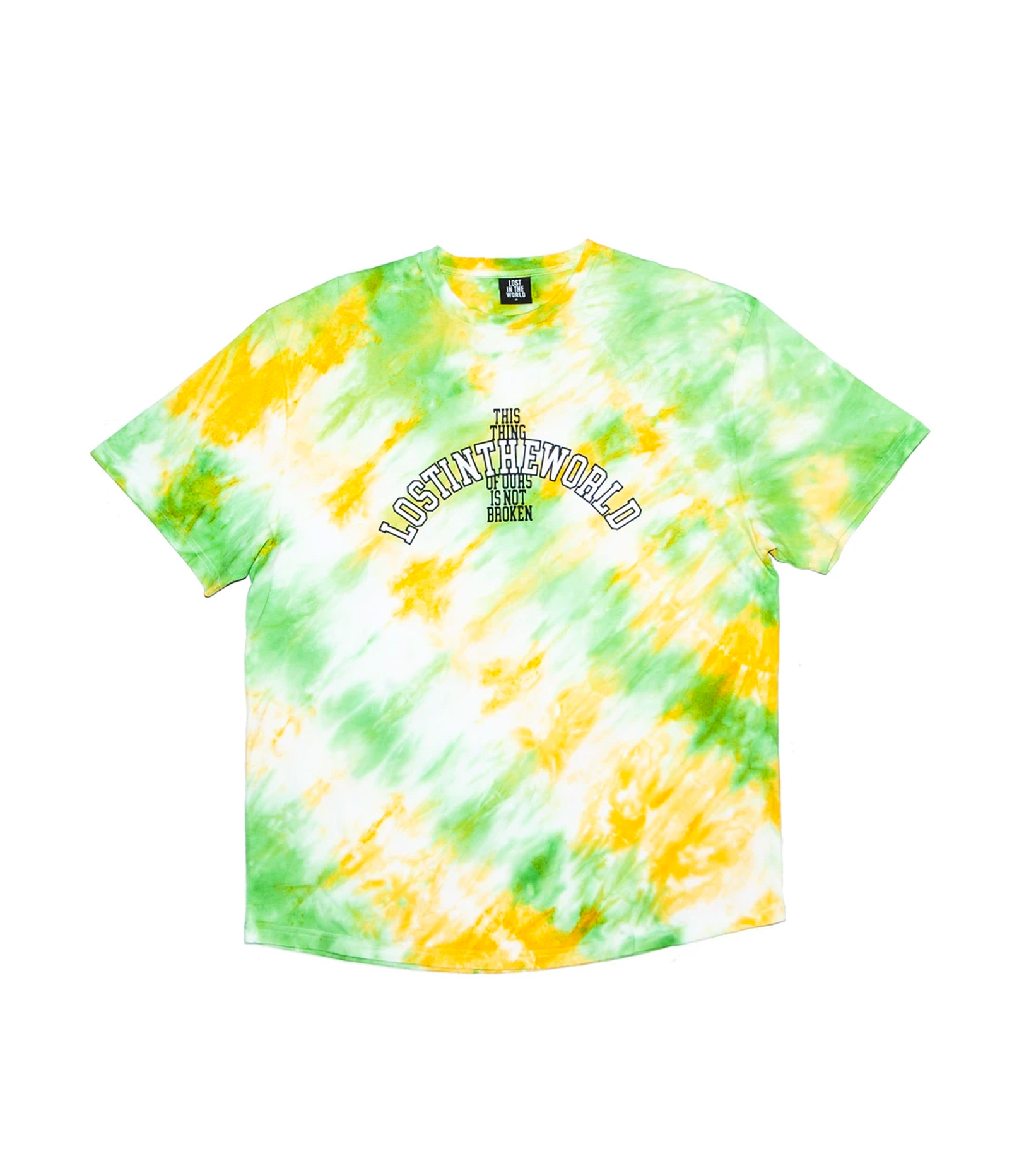 """This Thing Of Ours Tee """"Tie Dye""""-1"""