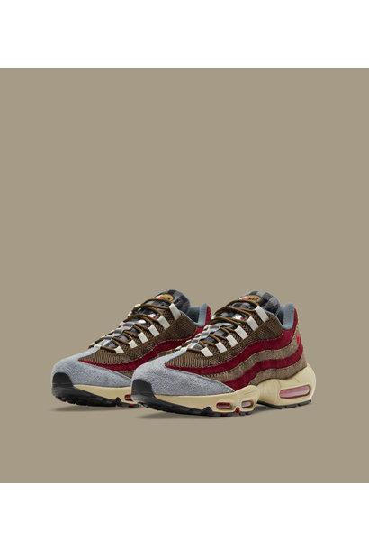 "Air Max 95 ""Velvet Brown/Red"""