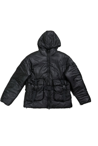 "Y-3 Lightweight Puffer Jacket ""Black"""