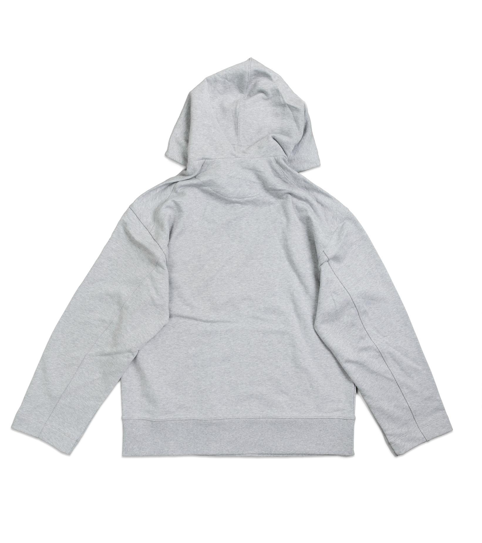 """Y-3 Classic Chest Logo Hoodie  """"Grey""""-3"""