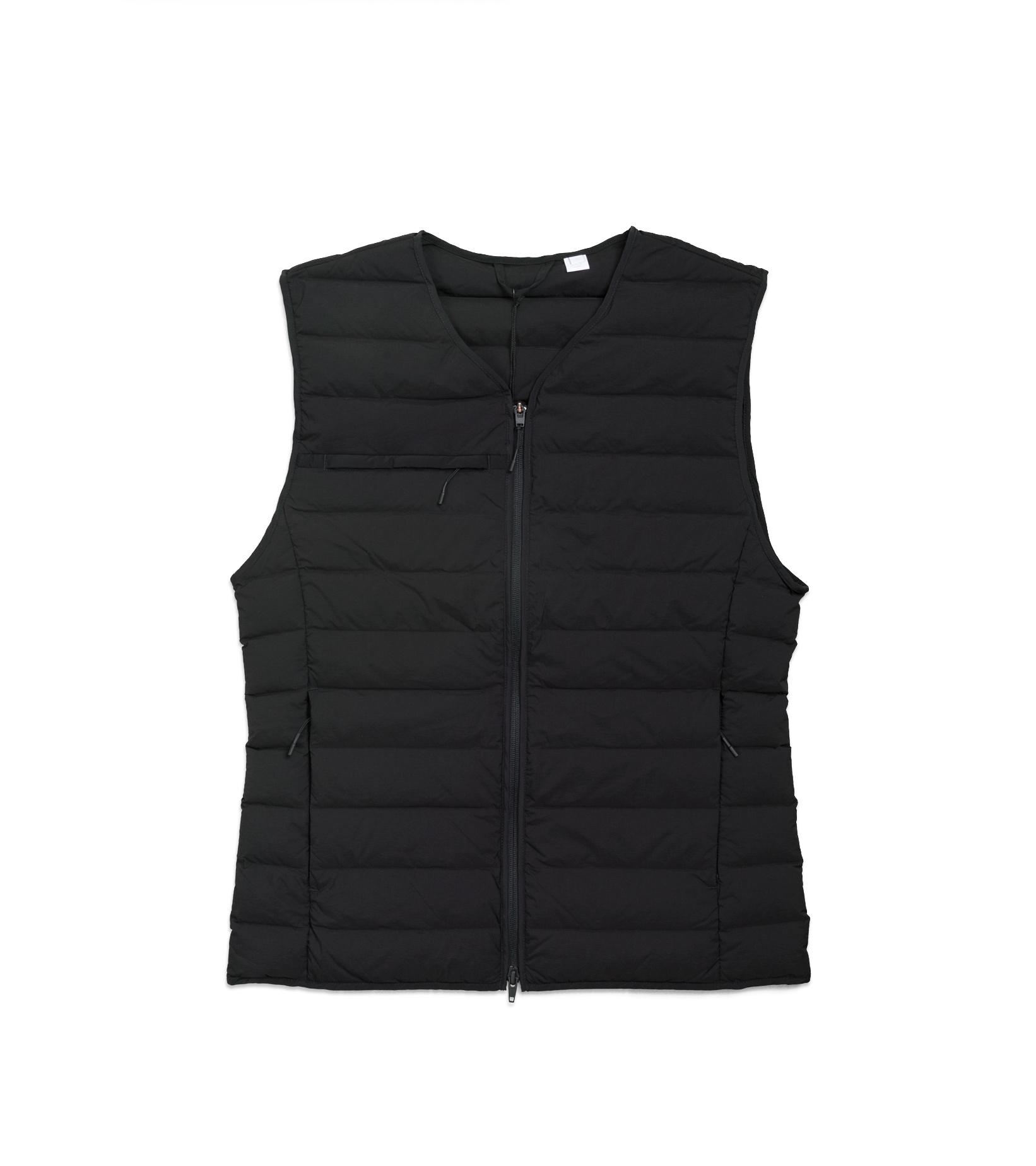 "Y-3 Light Down Vest ""Black""-1"