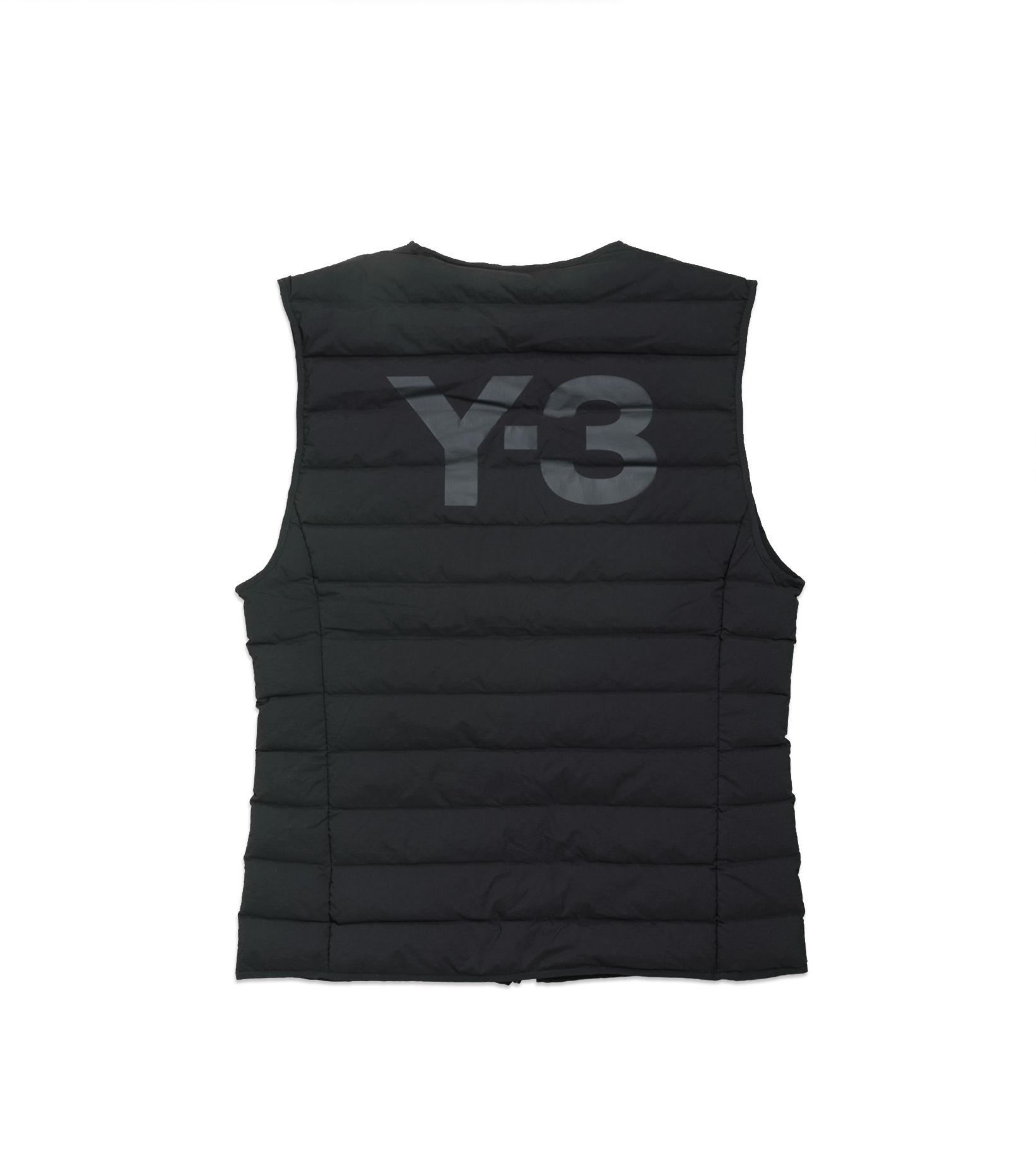 "Y-3 Light Down Vest ""Black""-3"