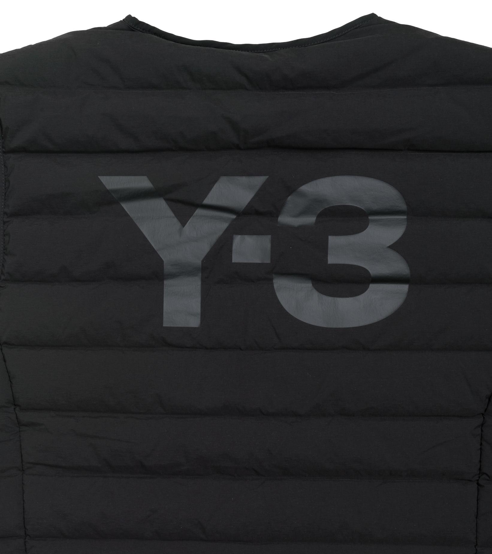 "Y-3 Light Down Vest ""Black""-4"