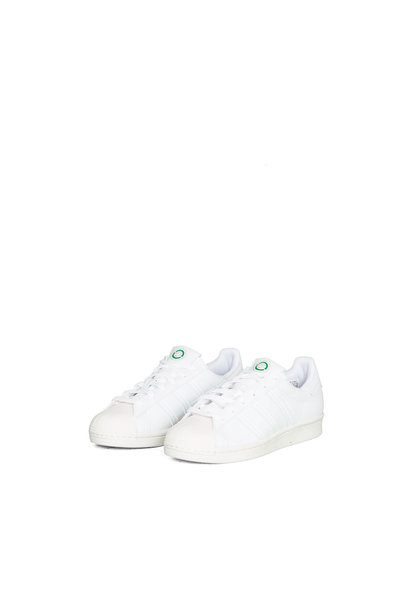 "Superstar Clean Classics ""Off White/Green"""