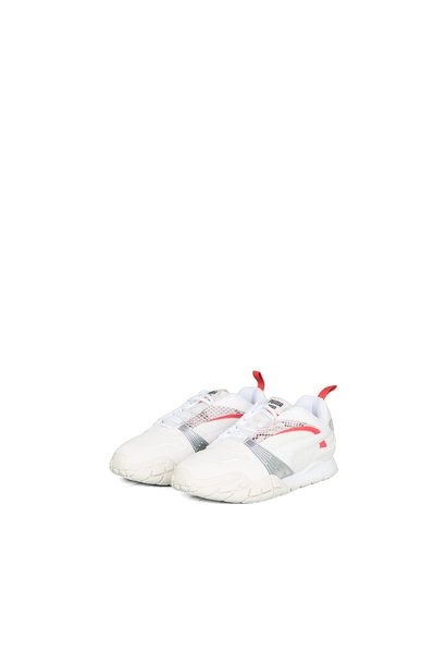 "W Kyron Snake ""White/Marshmallow Red"""