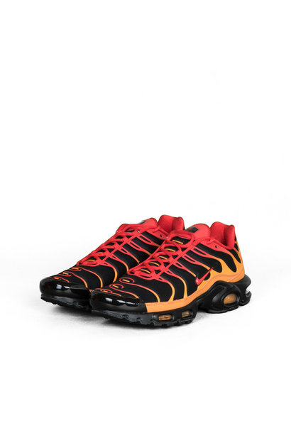 "Air Max Plus ""Black/Chile Red"""