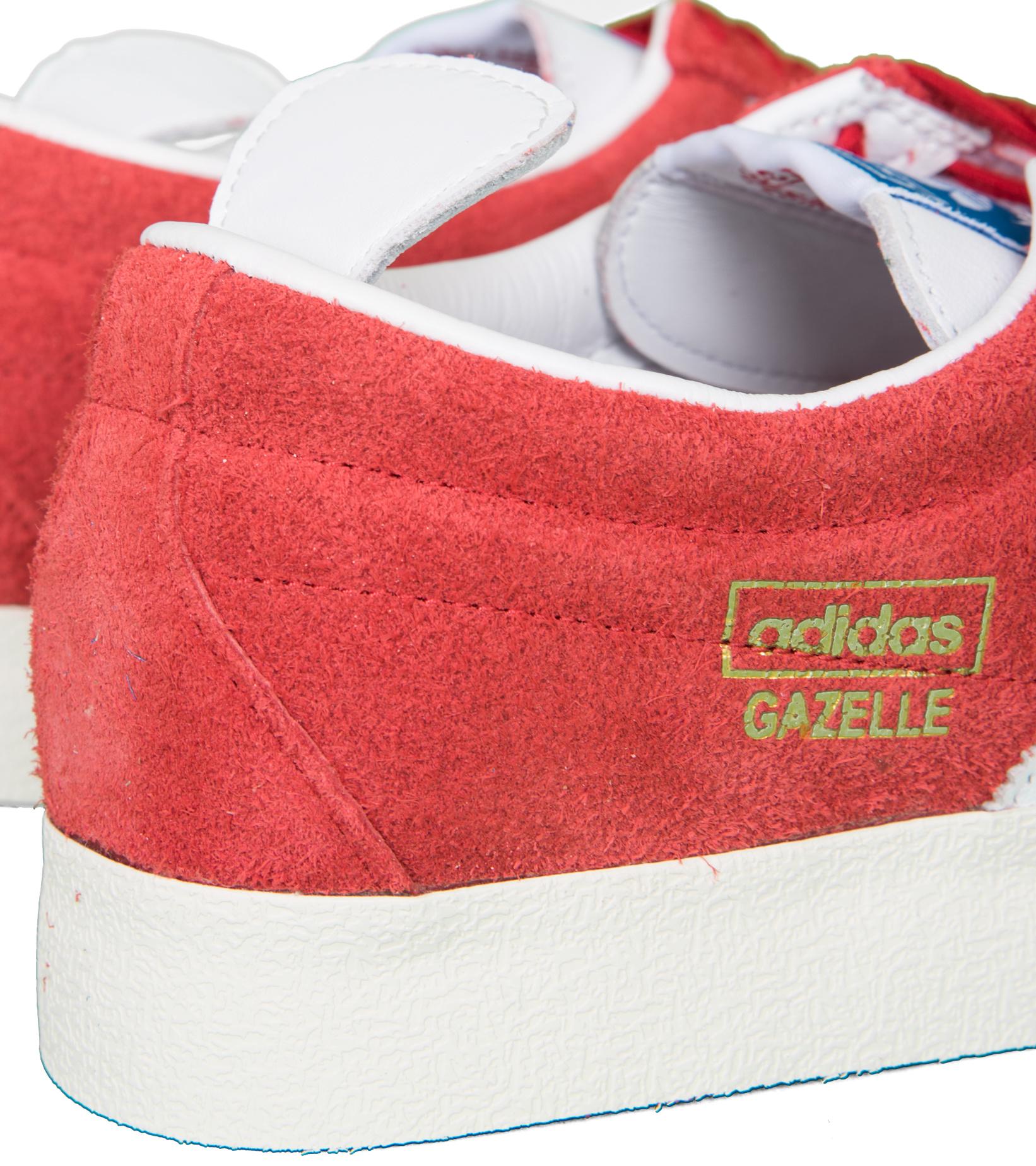 "Gazelle Vintage ""Scarlet/White""-8"