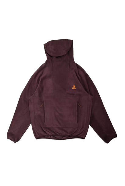 "NRG ACG Wolf Tree Hoodie ""Deep Burgundy/Orange"""