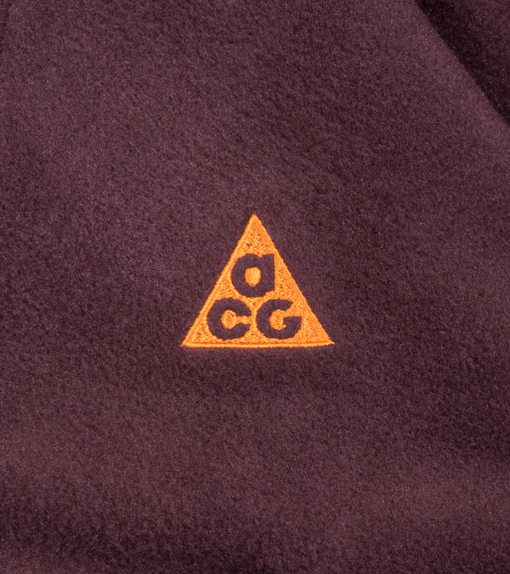 "NRG ACG Wolf Tree Hoodie ""Deep Burgundy/Orange""-2"