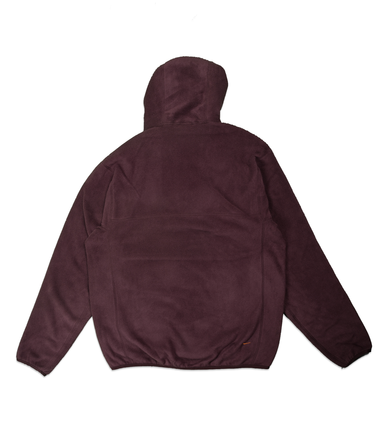 "NRG ACG Wolf Tree Hoodie ""Deep Burgundy/Orange""-4"
