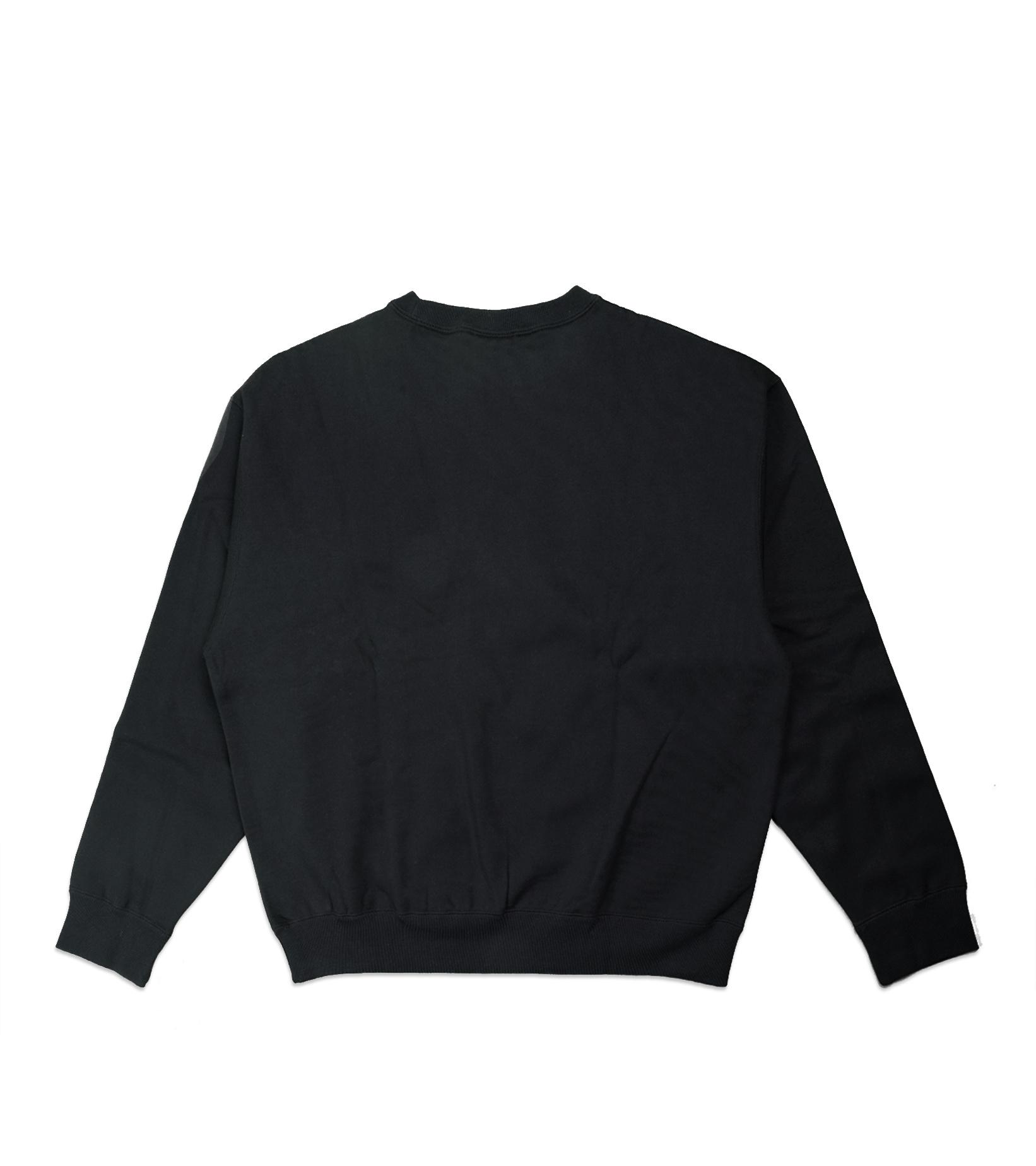 "NRG ACG Fleece Sweatshirt ""Black/Anthracite""-3"