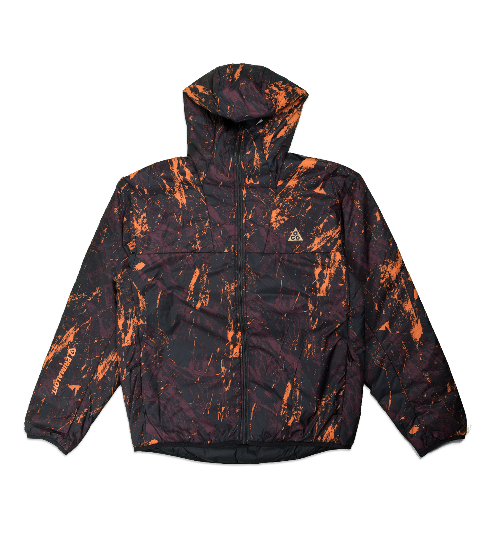 "NRG ACG Packable Insulated Jacket AOP ""Deep Burgundy""-1"