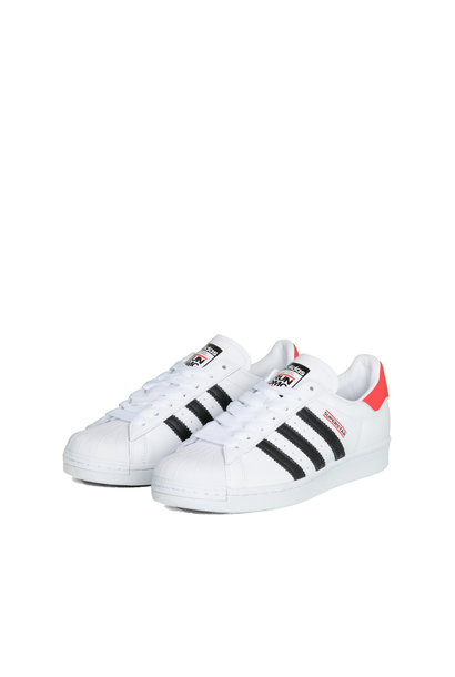 "Superstar 50 x Run DMC ""White/Red"""