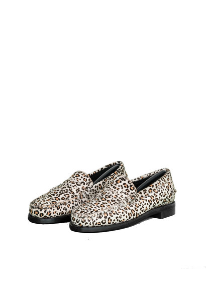 "Dan Wild Loafers ""Cheetah"""