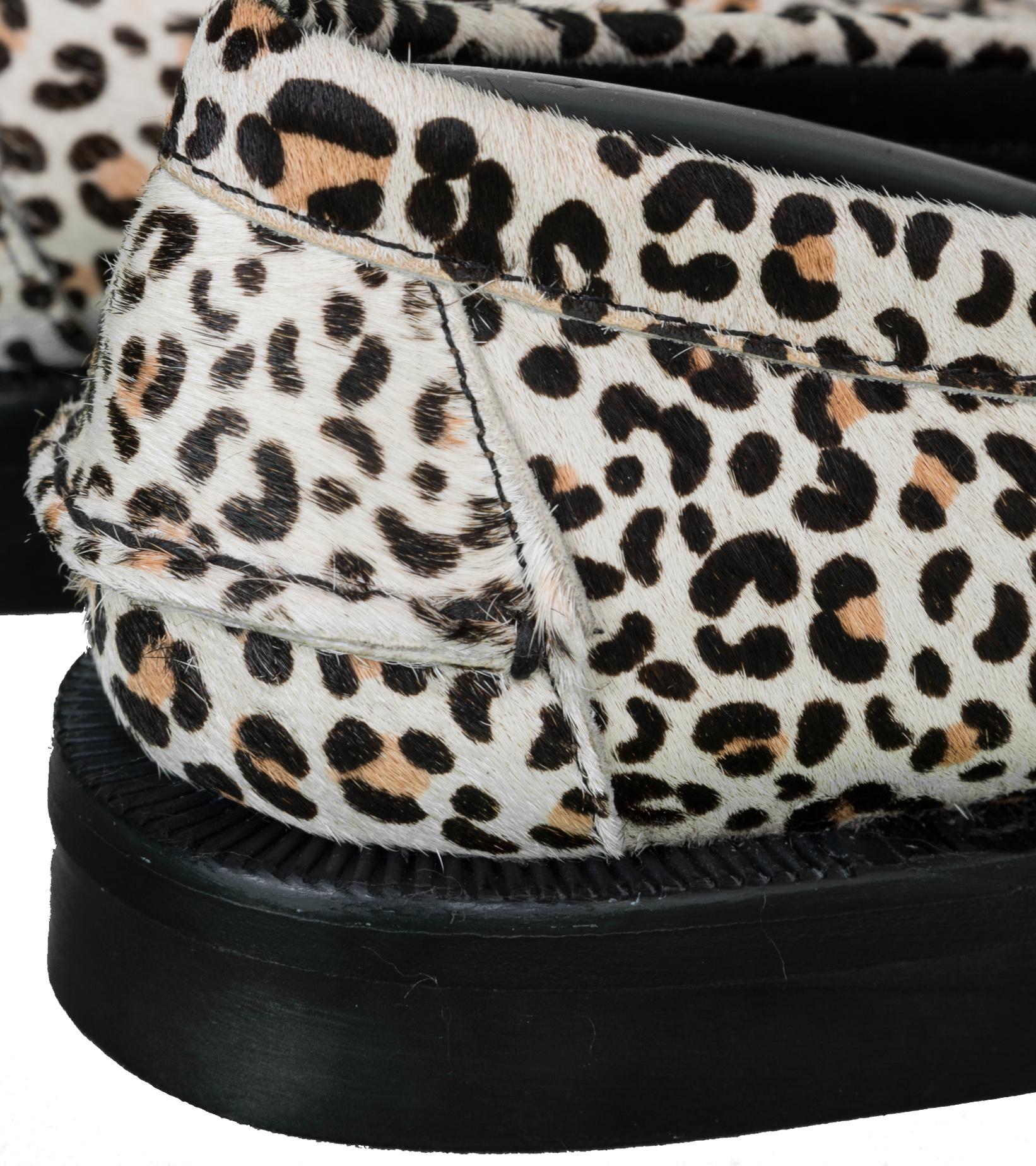 "Dan Wild Loafers ""Cheetah""-8"