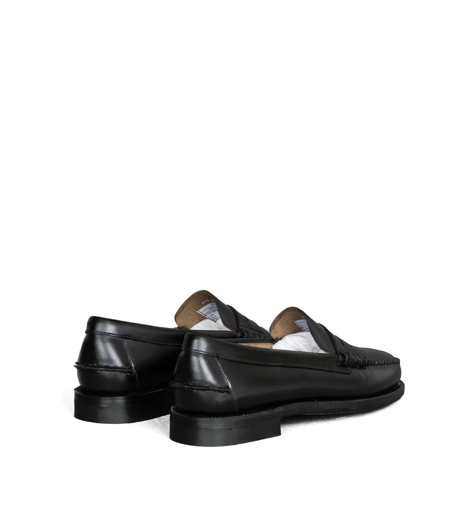 "Classic Dan Loafers ""Black""-2"