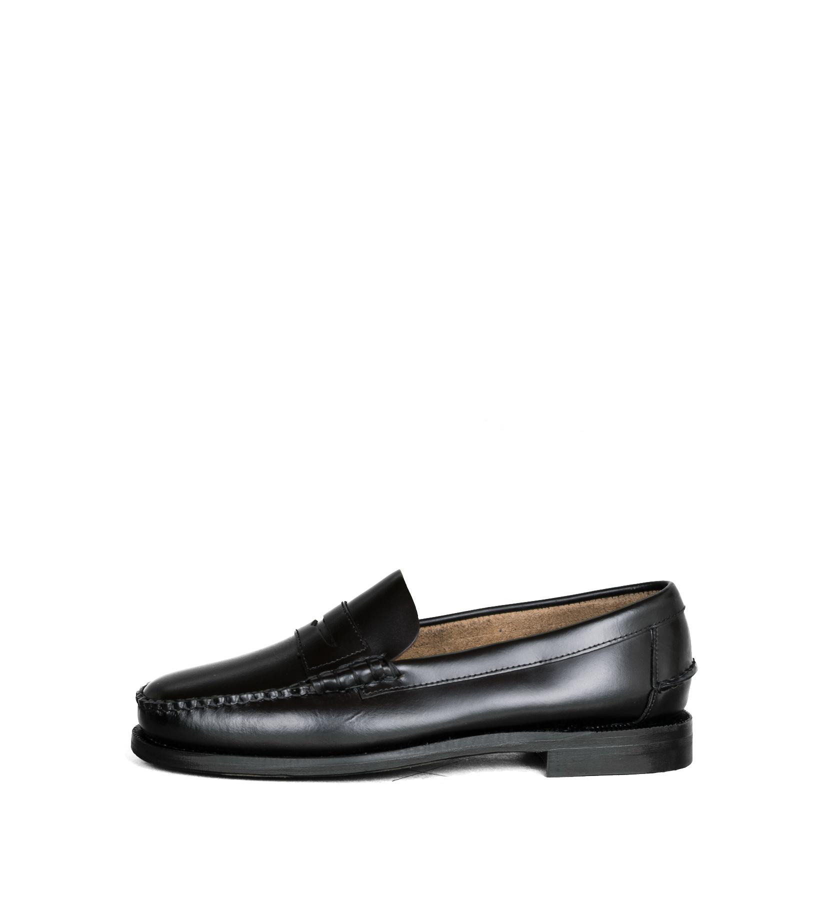 "Classic Dan Loafers ""Black""-3"