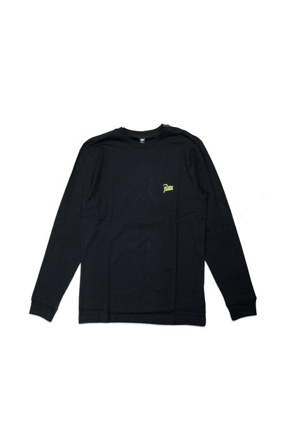 "Inner Peace LS Tee ""Black"""