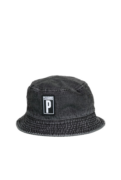 "Numb Bucket Hat ""Black Denim"""