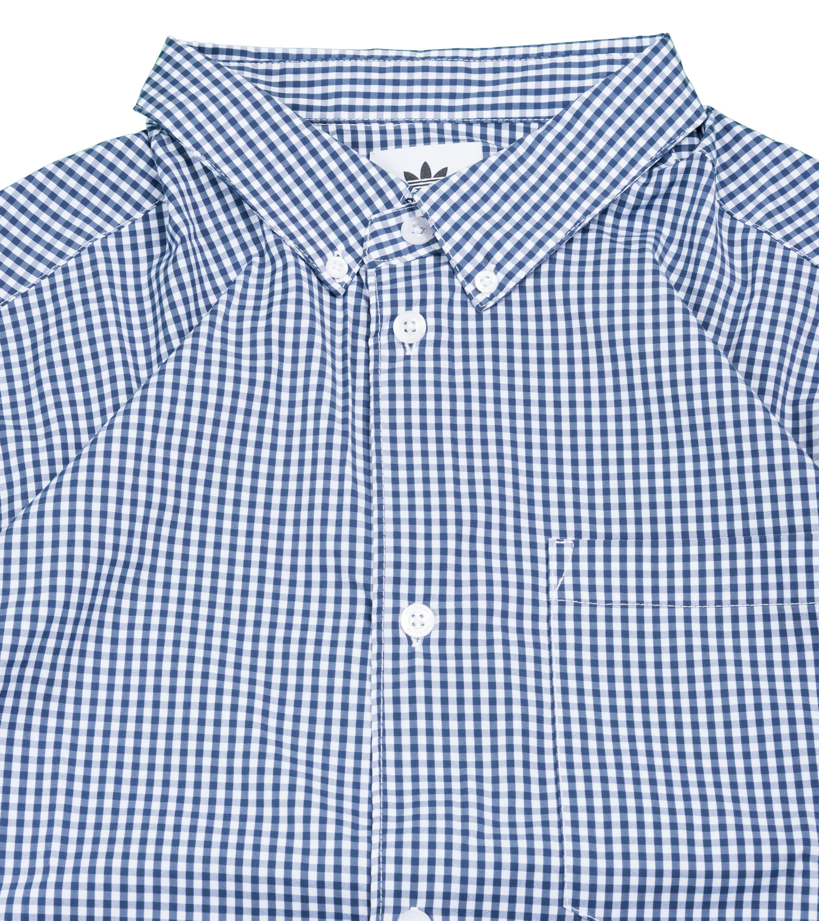 "Checkered Shirt x Human Made ""Navy""-3"