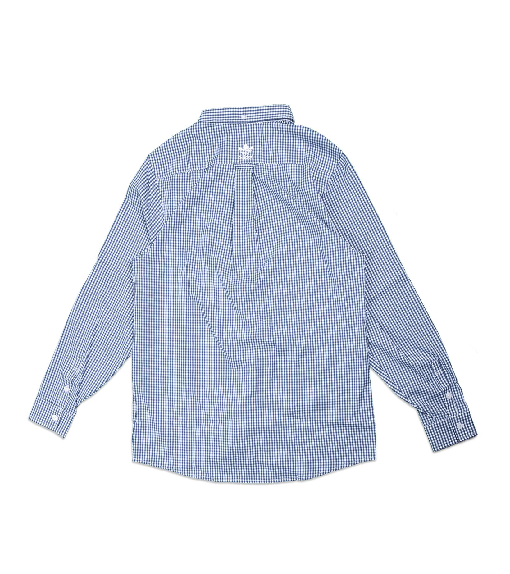 "Checkered Shirt x Human Made ""Navy""-4"
