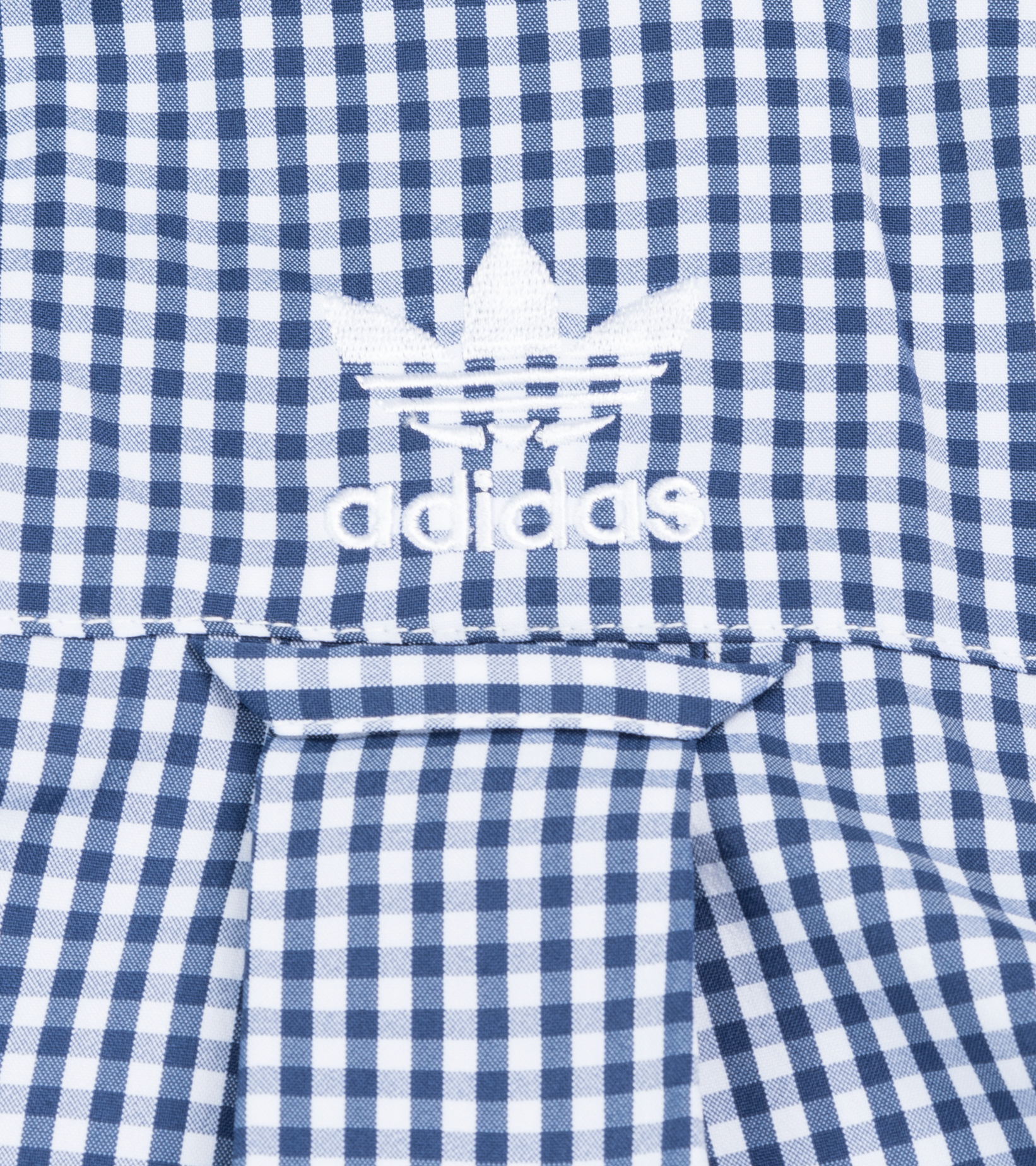 "Checkered Shirt x Human Made ""Navy""-5"