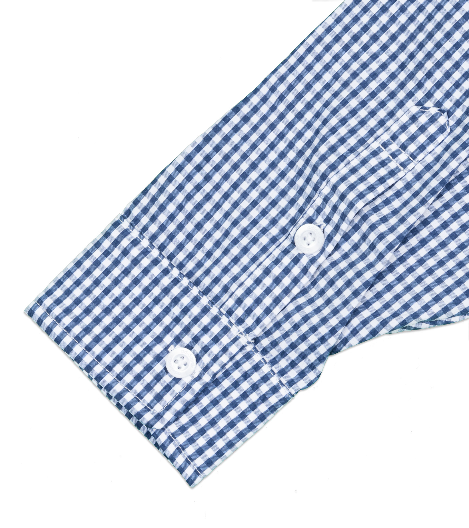 "Checkered Shirt x Human Made ""Navy""-6"