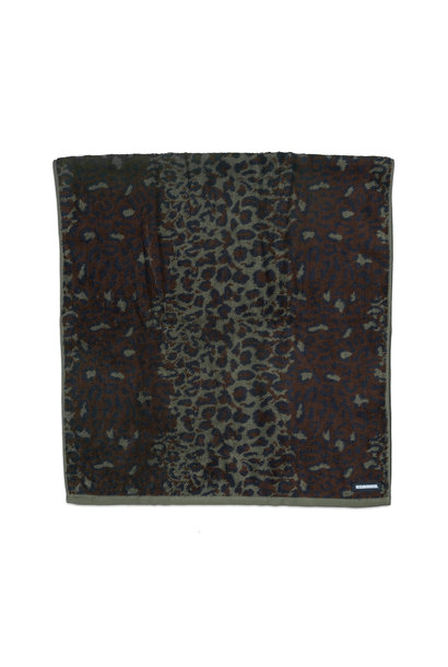 "Towel (Large) ""Leopard"""