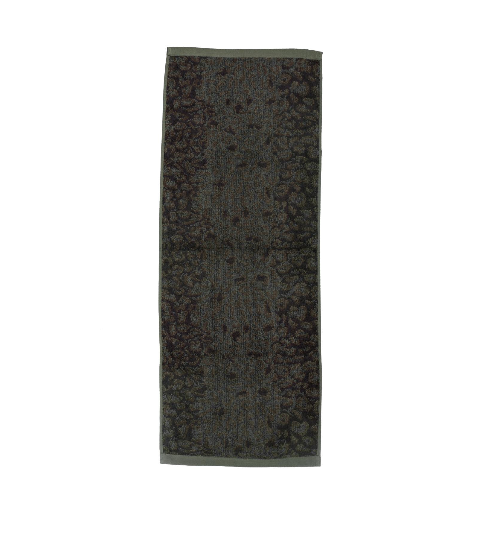"""Towel (Small) """"Leopard""""-4"""