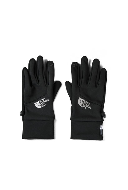 "Etip Gloves ""Black/Silver Reflective"""